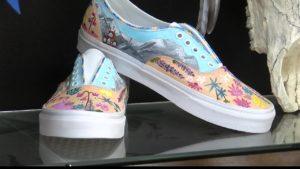 Shoe Art Contest