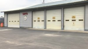 Somers Lakeside Fire Department-Hall