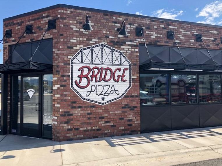 Bridge Pizza Brooks Street