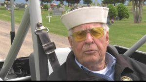 WWII Veteran Jim Sivelle