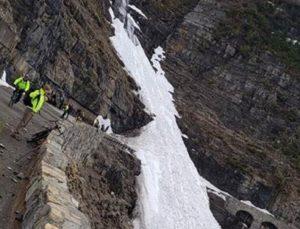 Glacier NP Avalanche Bikers