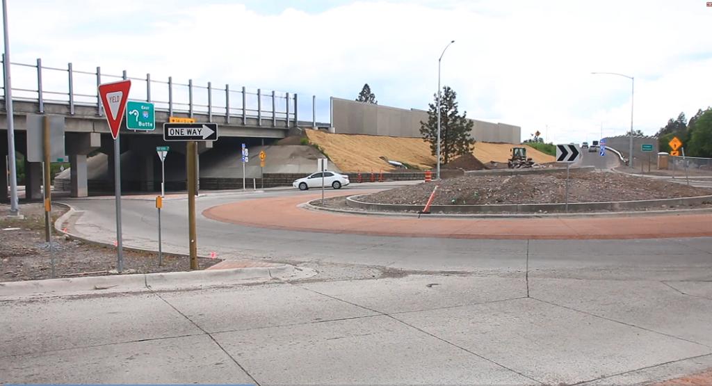 Van Buren Street Construction1