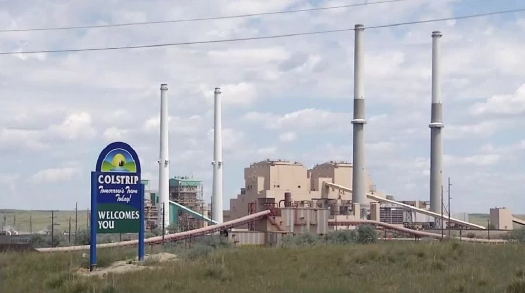 Colstrip Power Plant