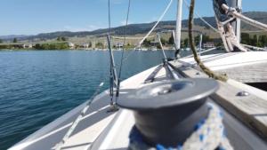 PTSD Sailing