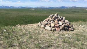 Blackfeet Burial