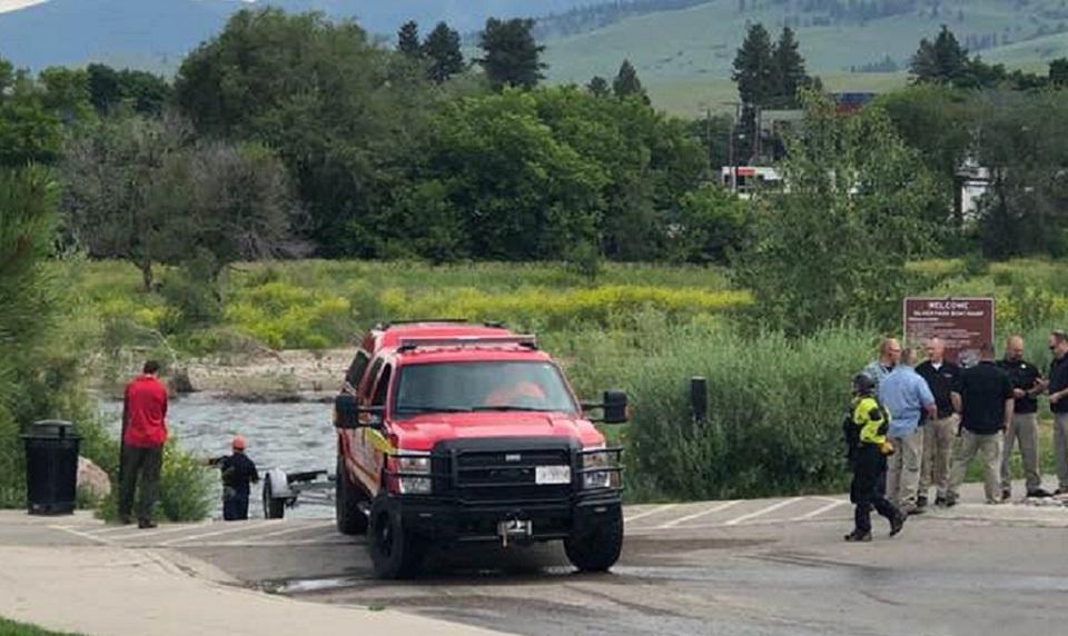 Clark Fork River Rescue