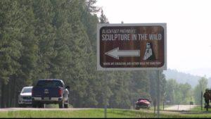 Sculpture in the Wild