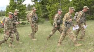 MT National Guard Training