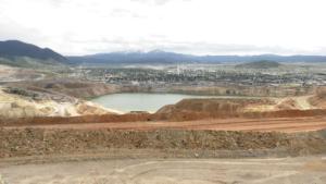 Butte Tailings Dam