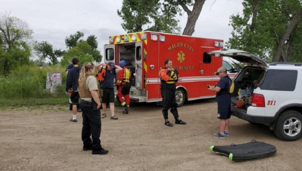 Miles City River Rescue
