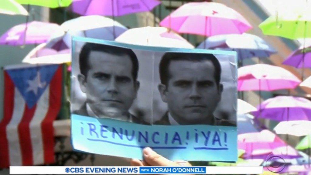 Puerto Rico Governor Vows To Remain In Office Despite Escalating