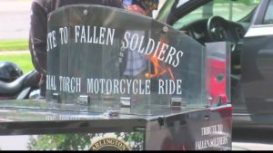 The Tribute to Fallen Soldiers Northwest Ride