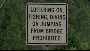 No River Jumping