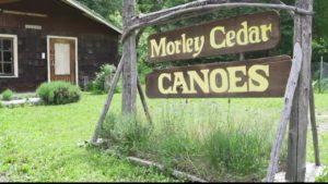 Morley Cedar Canoes