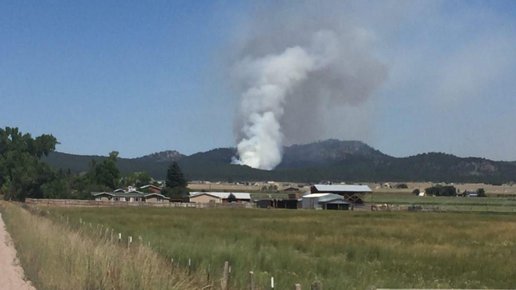 Helena North Hills Fire