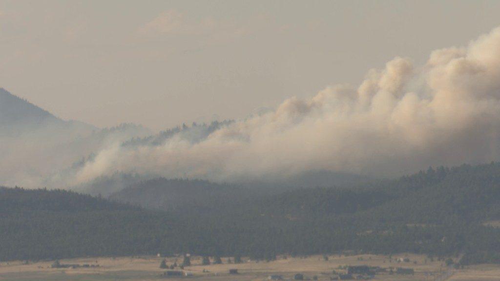 North Hills Fire