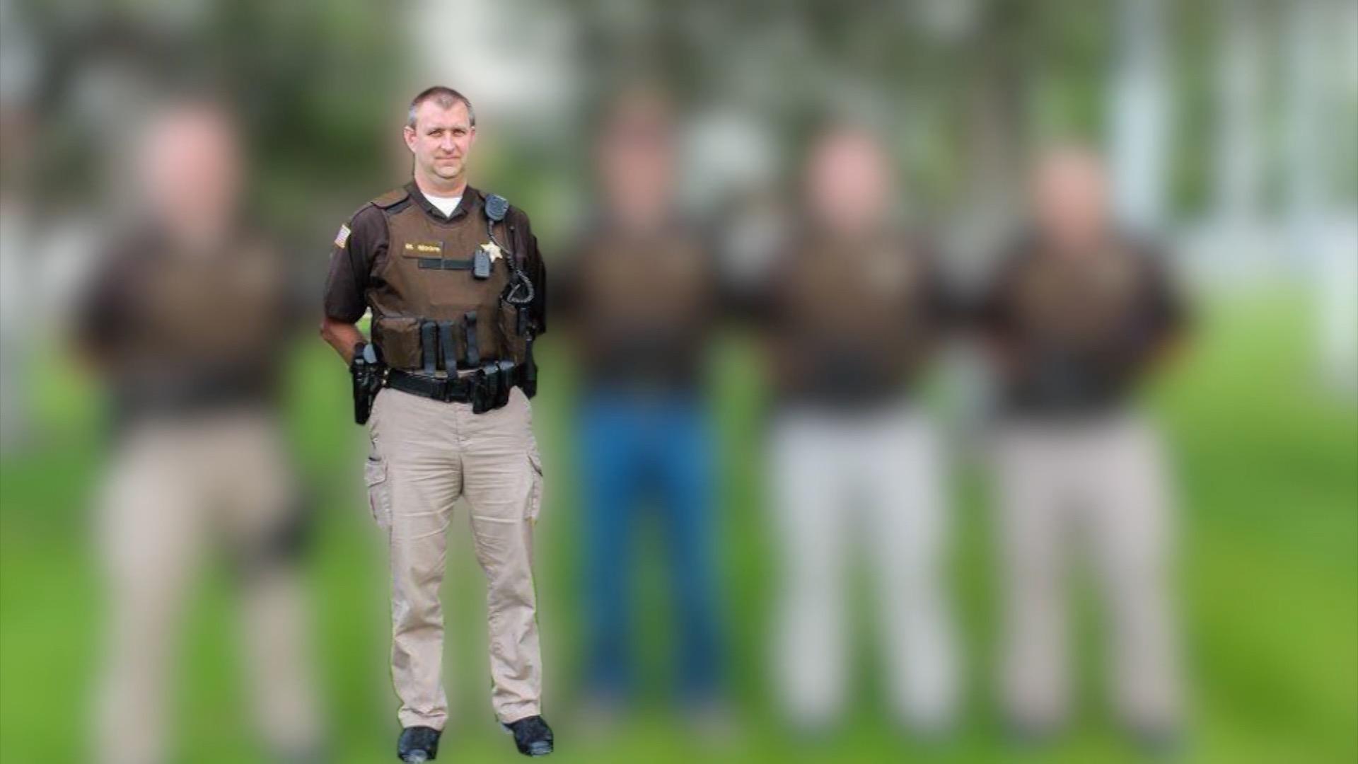 Broadwater County Deputy Mason Moore